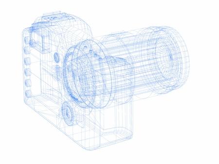 デジタル一眼レフ カメラ 写真素材 - 14550258