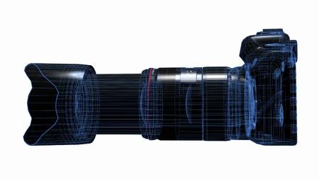 デジタル一眼レフ カメラ 写真素材 - 14591322