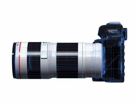 デジタル一眼レフ カメラ
