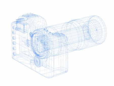デジタル一眼レフ カメラ 写真素材 - 14591349