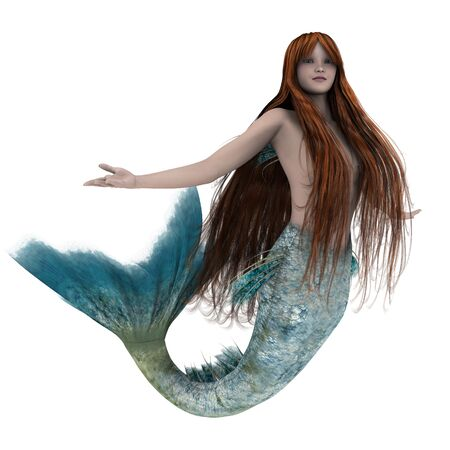 mermaid  Stock Photo - 14882411