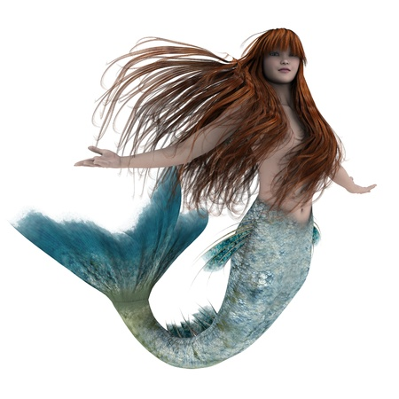 mermaid  Stock Photo - 14882413