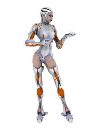 ロボット 写真素材