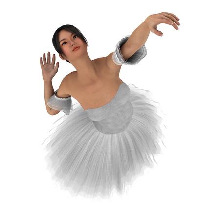 バレエ ダンサー 写真素材