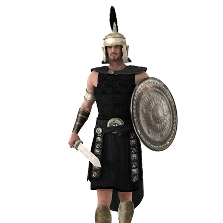 gladiator Stock Photo - 15822398