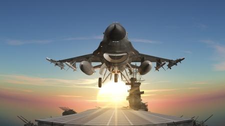 戦闘機 写真素材 - 16542467