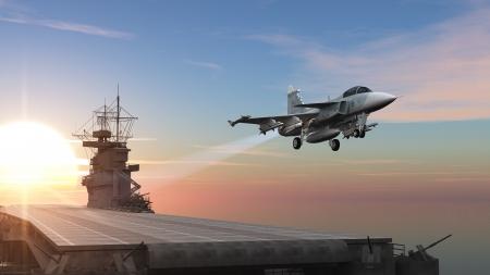 戦闘機 写真素材 - 16587555