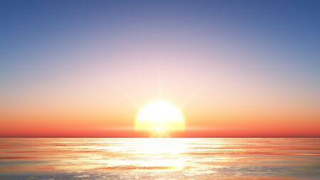 sun rise Stock Photo - 16923454