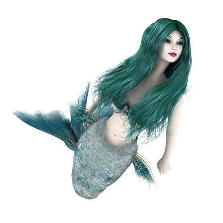 mermaid Stock Photo - 17182663