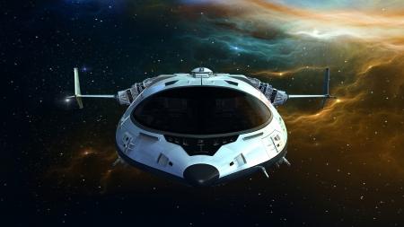 raumschiff: Raumschiff