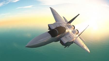 戦闘機 写真素材 - 18539765