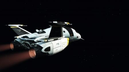 space ship: Space ship