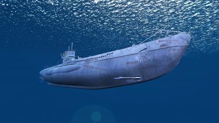 潜水艦 写真素材 - 20681515