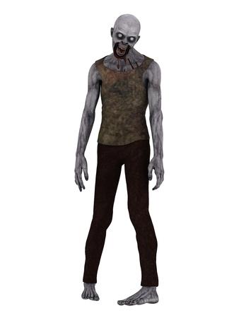 zombie Zdjęcie Seryjne - 20681543
