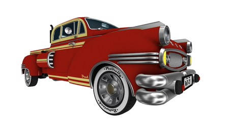 pickup truck: camioneta