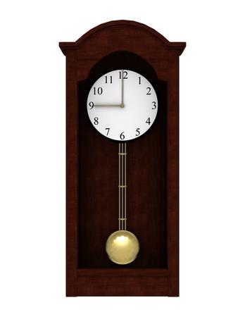 wall clock Stockfoto