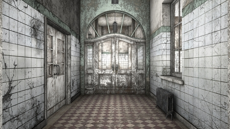ruins room