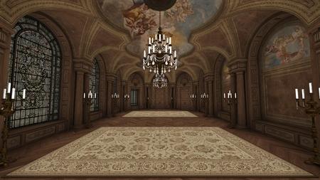 dance time: palace