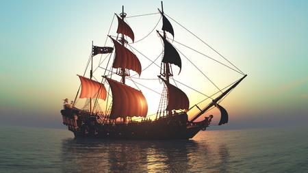sailing boat Zdjęcie Seryjne - 35218876