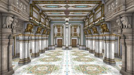 palace Фото со стока - 35218878