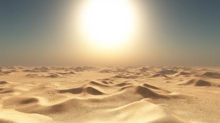 desert Archivio Fotografico