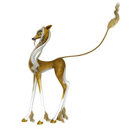 origen animal: Jirafa chino