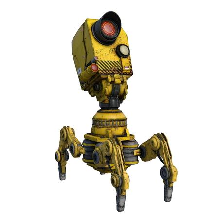 exploration: exploration robot