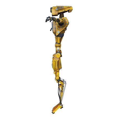 3d: 3d robot