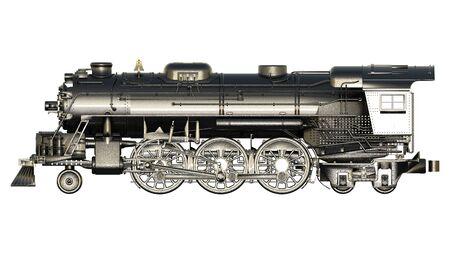steam locomotive: steam locomotive Stock Photo