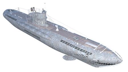 submarine: submarine