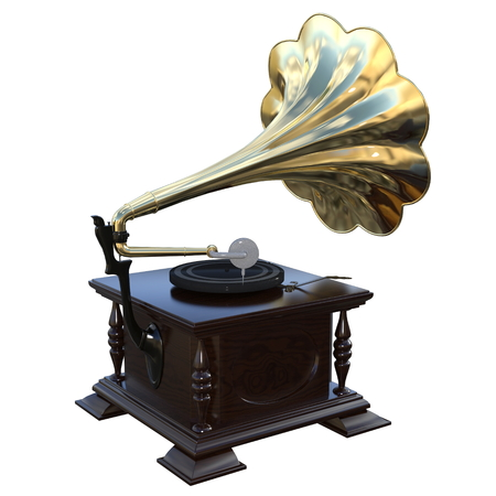 phonograph: Phonograph Stock Photo