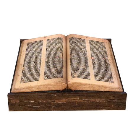 libros abiertos: Libro del Antiguo