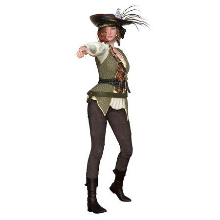 女性の海賊