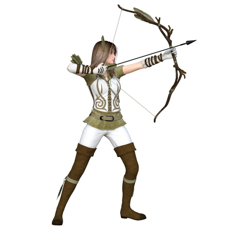 errand: master archer