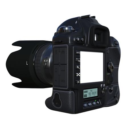 デジタル一眼レフ カメラ 写真素材 - 42869068