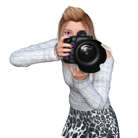 female photographer: female photographer