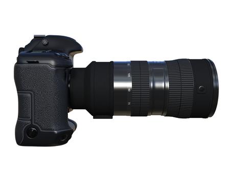 デジタル一眼レフ カメラ 写真素材 - 42869295