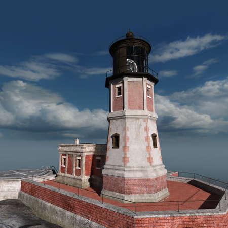 lightup: lighthouse