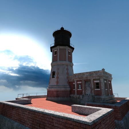 lightup: lighthouse