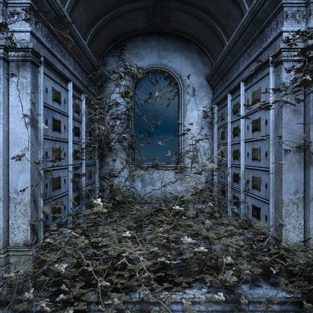 무덤 조 스 하우스