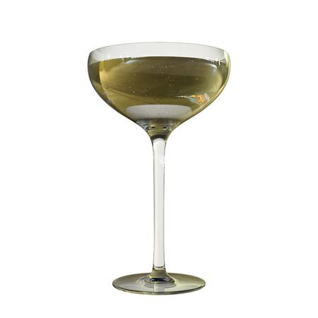 sektglas: Champagner-Glas