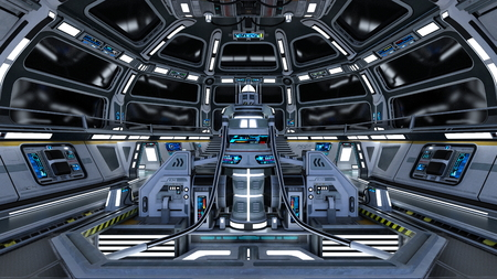space station: space station