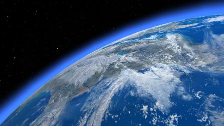 地球 写真素材 - 44666034
