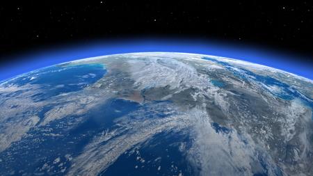 atmosfera: tierra