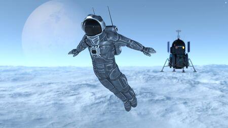 astronaut: astronaut