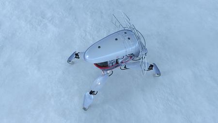 probe: space probe Stock Photo