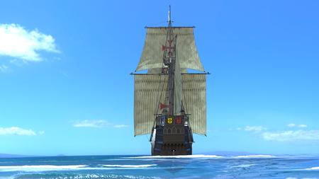 bateau voile: bateau � voile