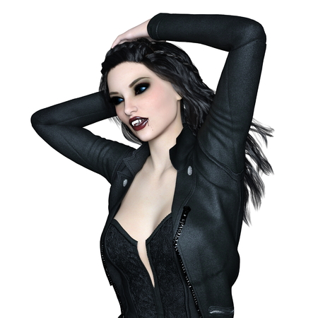 female vampire: Female vampire