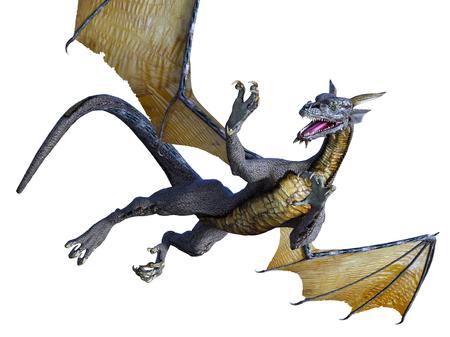 dragon Stok Fotoğraf - 47066538