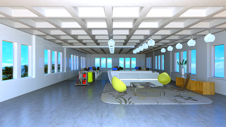 office space: office space